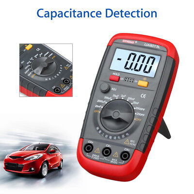 Non-Auto Range Measuring Capacitor Capacitance Test Tester Meter High Quality