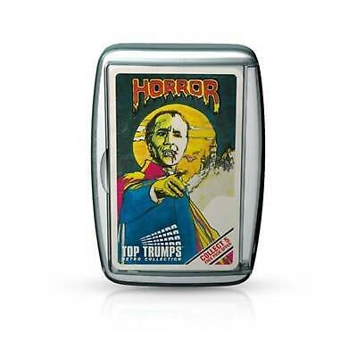 Top Trumps Retro Collection - Horror 1 (Dracula on Pack)