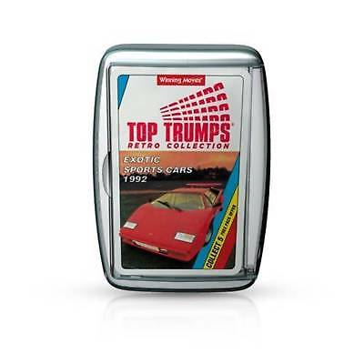 Top Trumps Retro Collection - Exotic Sports Cars 1992