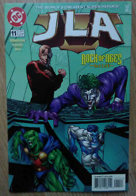 JLA  #11 (1997) Lex Luthor Joker Jemm Robin VF+ Combined Postage Available