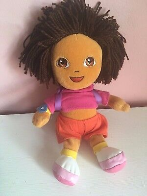 Dora the Explorer Rag Doll Soft Toy