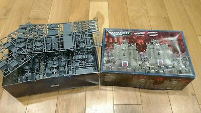 Warhammer 40k Imperial Strongpoint Bastion Tower Scenery