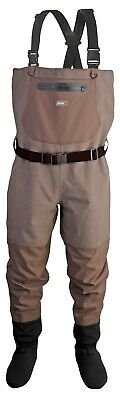 NEW Scierra CC3 XP Stocking foot CHEST waders breathable fishing waders, XXL