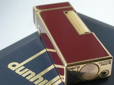 Dunhill CHINA LAQUER PLATED lighter