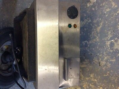 Electric catering Trailer griddle