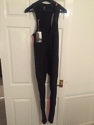 Rapha Winter Tights Coral Pink Size Medium BNWT