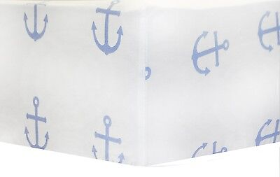 My Baby Sam First Mate Fitted Crib Sheet