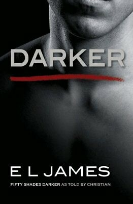 Darker: Fifty Shades Darker as Told by Christian - Paperback