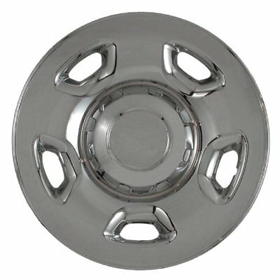 "Bully Imposter Imp-59Xn, Ford, 17"" Chrome Replica Wheel Cover, (Set Of 4)"