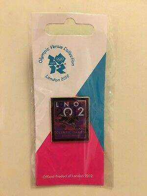 London 2012 Olympic Games Equestrian Pin Badge
