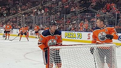 Edmonton Oilers vrs Chicago Blackhawks Tickets Rogers Place Friday Dec 29/17.