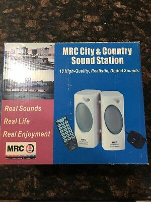 Mrc City And Country Sound Station