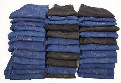 Joblot Ex Collection Jeans 35 PAIRS (GRADE A+B ) BNWOT EXCELLENT FOR RESALE  AB6