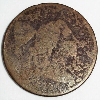 1794 Flowing Hair Liberty Cap Large Cent Rare Date