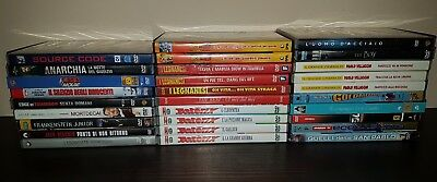 Lotto 29 DVD (Anarchia, the lego movie, Jack Reacher,...)