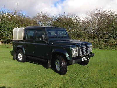 2011 land rover defender 110 XS double cab Low mileage one owner