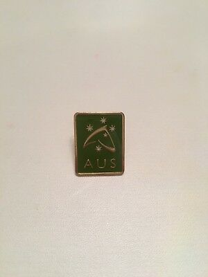 London 2012 Olympic Games Official Australian Equestrian Pin Badge.