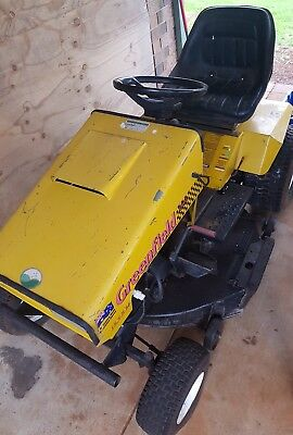 Greenfield Fastcut 32 Briggs & Stratton 15.5 hp Ride On Mower