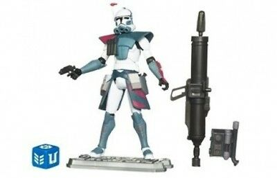 Star Wars 2011 Clone Wars Animated Action Figure Wave 12 - CW No. 52 Clone