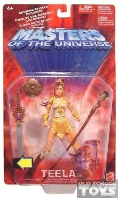 He-man Masters of the Universe Teela Action Figure. Delivery is Free
