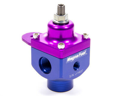 MAGNAFUEL 4-12 psi 2 Port Fuel Pressure Regulator P/N MP-9833