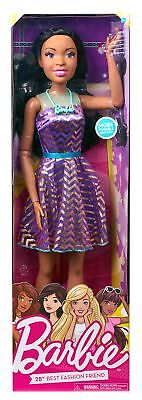 """Barbie 28"""" Doll-AA - Doll Best Fashion Friend come with Shoes and Necklace"""