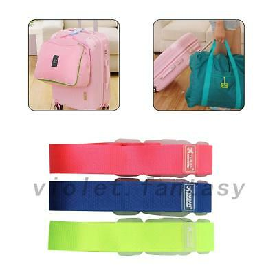 Adjustable Protection Travel Luggage Buckle Straps Suitcase