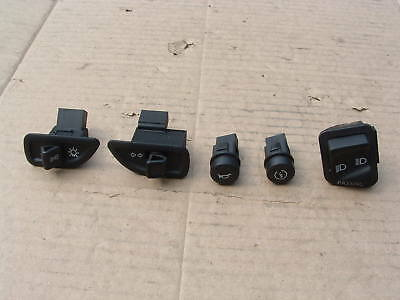 Piaggio Fly 150 Ie 3V 2015 Mod Handlebar Switches Good Cond