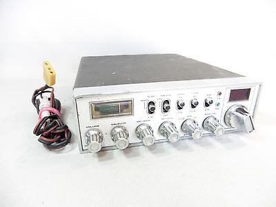 Cb Old Super Star 120 Fm Working L Condition / A Review