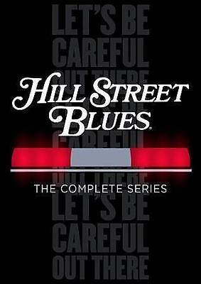 Hill Street Blues: the Complete Series - dvd Region 1