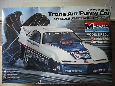 Don Prudhomme's Trans Am Funny Car
