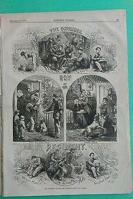 Harper's Weekly 12/19/ 1863 complete   The Army of the Cumberland
