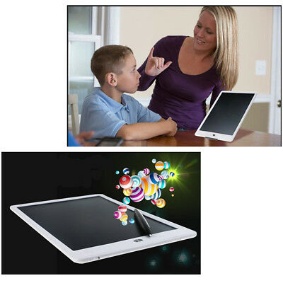 10.5'' LCD Paperless Writing Board Office Tablet Drawing Graphics NotePad New