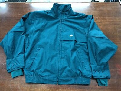 Zero Restriction Gore-Tex Jacket Green Large **like New***