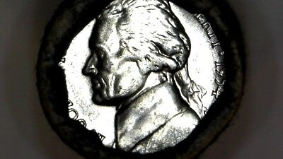 1954 D Bu Roll Jefferson Nickel Obw Sealed/unsearched Coins *dont Get Junk !! .9