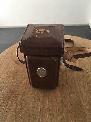 Rolleiflex Automat II (X-sync) with case
