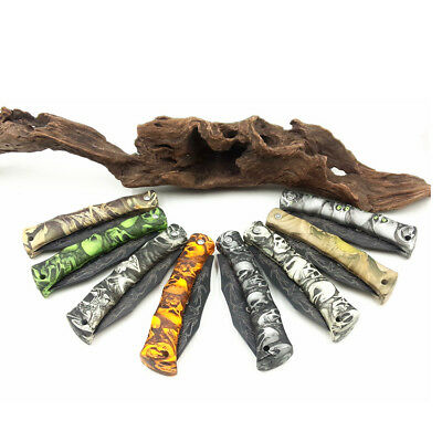 Ghillie Outdoor Portable Tool Camping Fishing Fruit Folding knife Blade Gift EC
