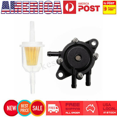 GAS VACUUM FUEL Pump for Kohler 17-25 HP Small Engine Lawn