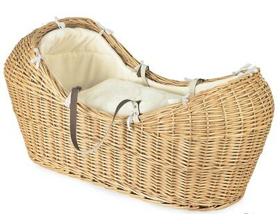Mothercare Snug Moses Basket (With Matress - No liner)