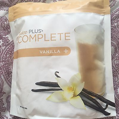 Juice Plus Vanilla Shake Brand New And Sealed FREE P&P!!!