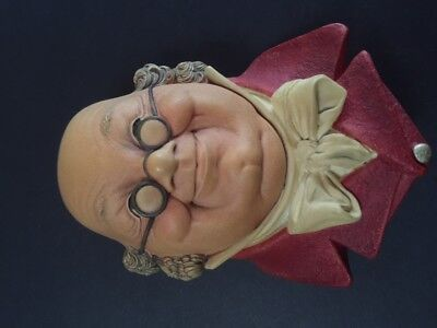 Mr Pickwick - Bossons England - Chalkware