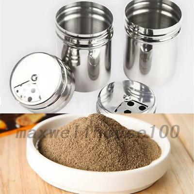 Stainless Seasonings Spices Toothpicks Case Kitchen Barbecue Tool