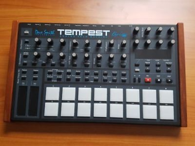 Dave Smith Instruments Tempest Analoger Drumcomputer