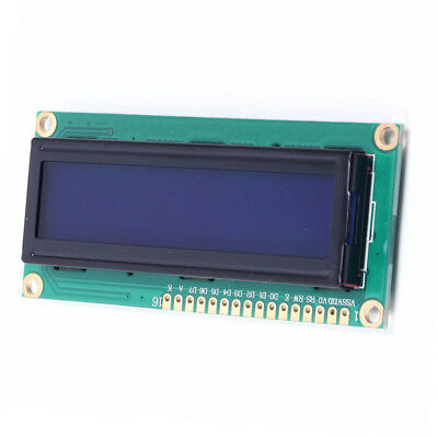 10Pcs/Set 16x2 5V LCD 1602 Blue Backlight White Character Display Module Boards