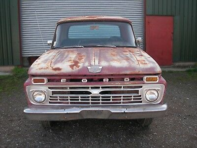 1966 ford f100 american pick up