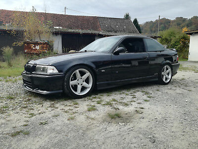 BMW 318IS AC SCHNITZER E36 Coupe TÜV 08/19