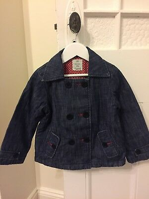 Country Road Demin Jacket