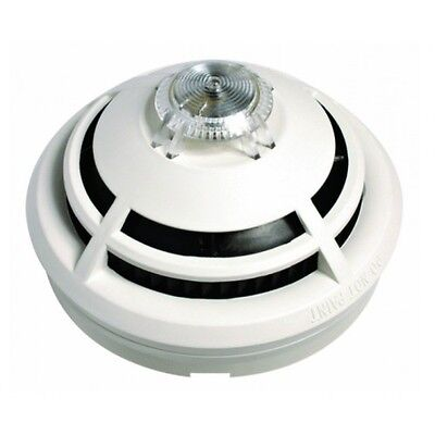 Gent S4-710-Oh Optical Smoke Detector Brand New
