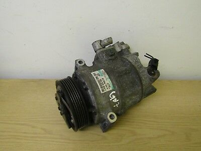 Vw Golf Mk5 Audi Seat Skoda 1.9 A/c Air Con Compressor Pump 1K0820859F
