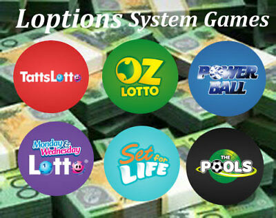 Play lotto smart and win - Loptions best system game software